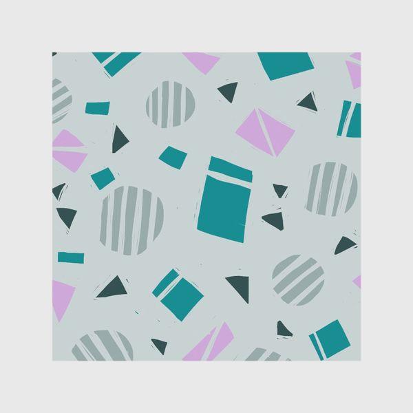 Шторы «Геометрическая абстракция»