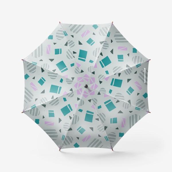 Зонт «Геометрическая абстракция»