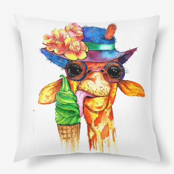 Подушка «Жираф»