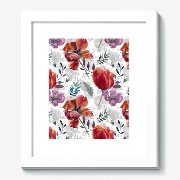 Картина «Spring tulips»
