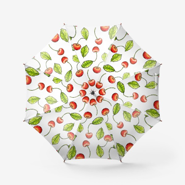 Зонт «вишня»