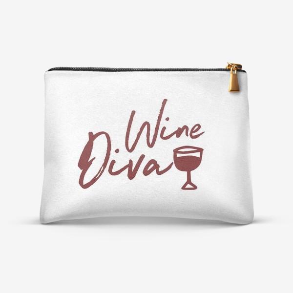 Косметичка «Wine Diva»