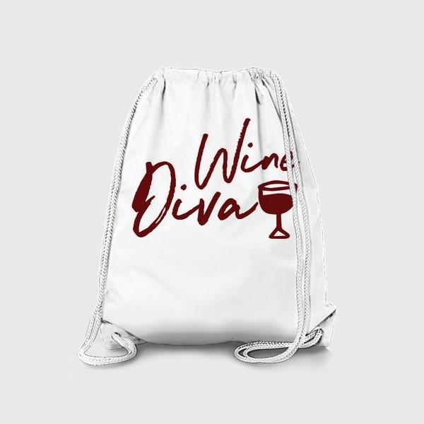 Рюкзак «Wine Diva»