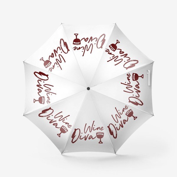 Зонт «Wine Diva»