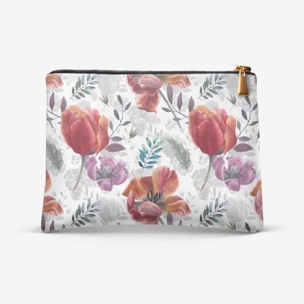 Косметичка «Spring tulips»