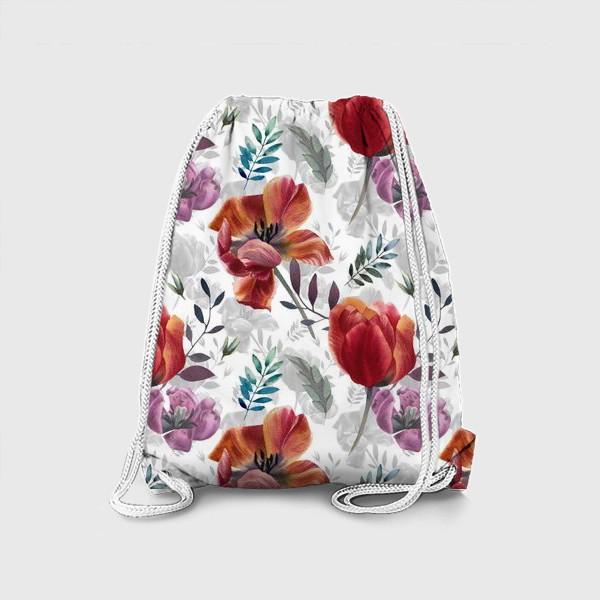 Рюкзак «Spring tulips»