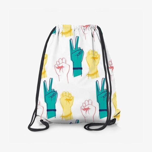 Рюкзак «Вперед девочки!»