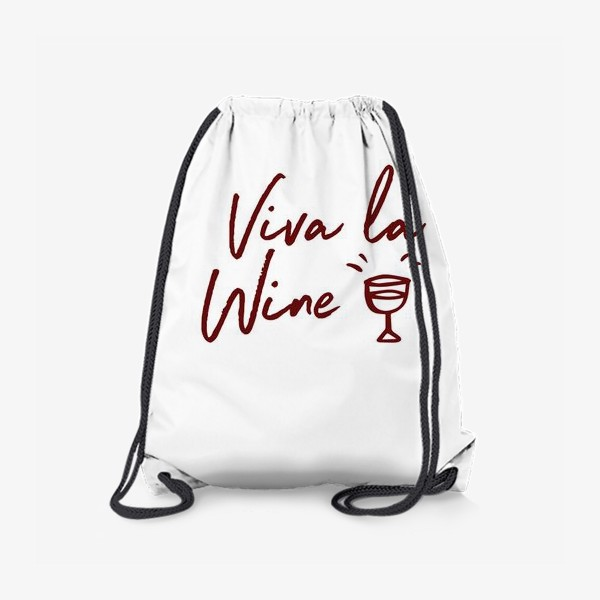 Рюкзак «Viva la Wine»