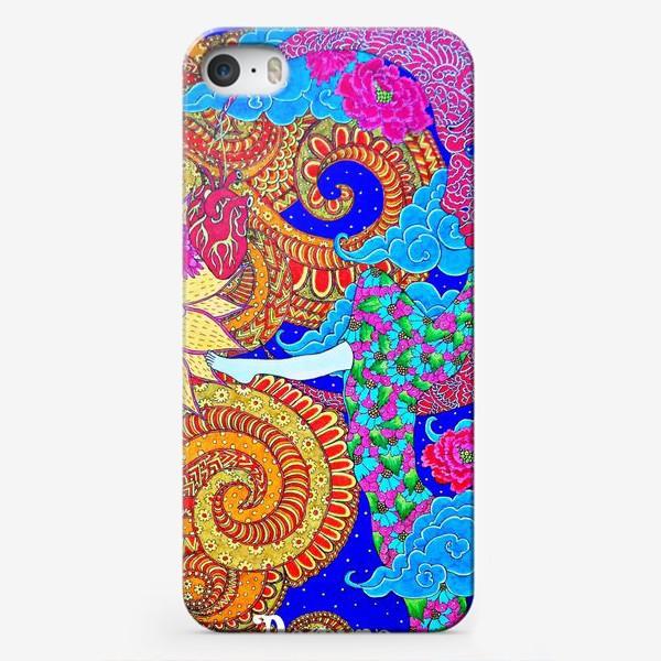Чехол iPhone «Духовный поиск закончился осознанием»