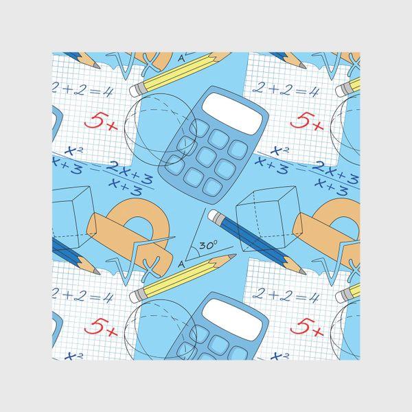 Скатерть «Математические элементы»