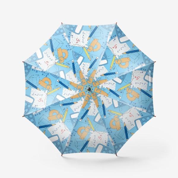 Зонт «Математические элементы»