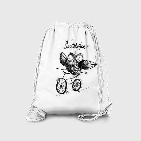 Рюкзак «Счастливая сова»