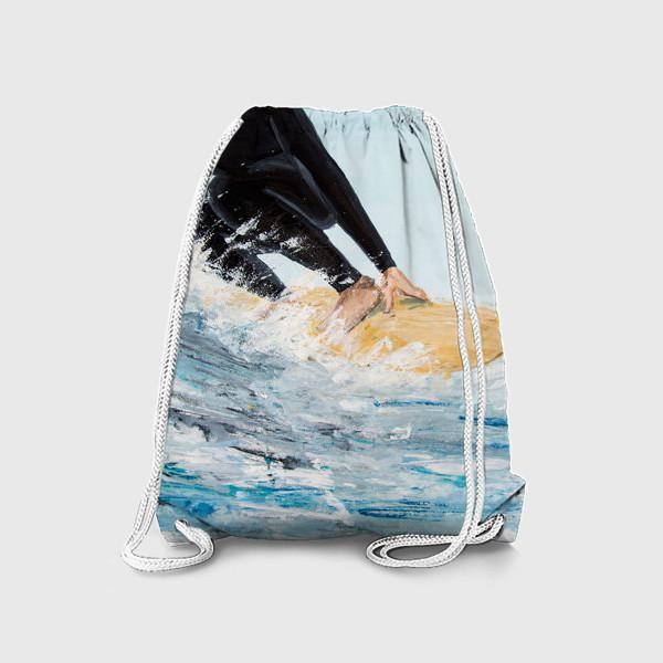 Рюкзак «серфер»