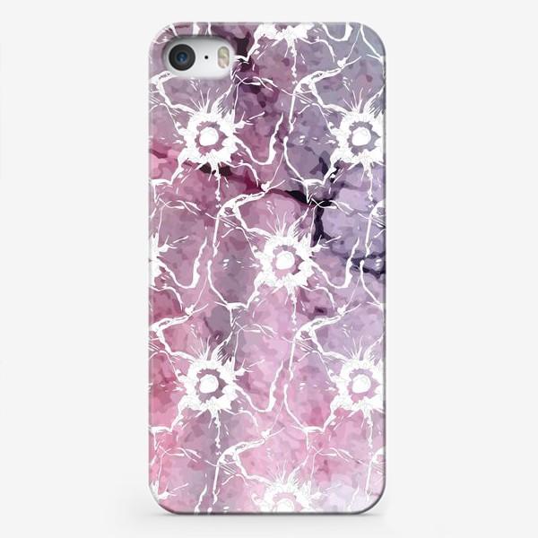 Чехол iPhone «Яркие цветы анемоны»