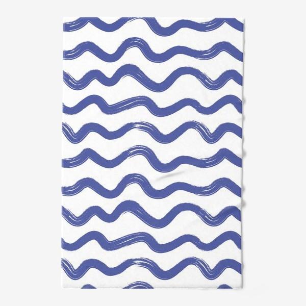 Полотенце «wave1»