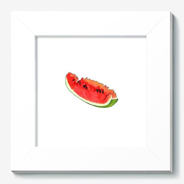 Картина «Жизнерадостный арбуз»
