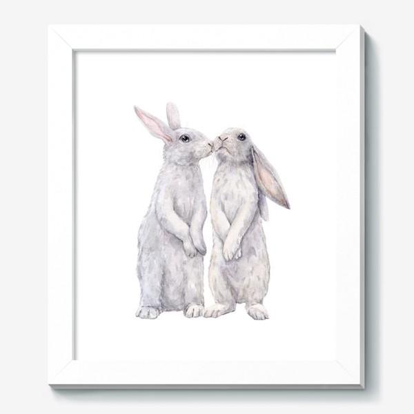 Картина «bunny»