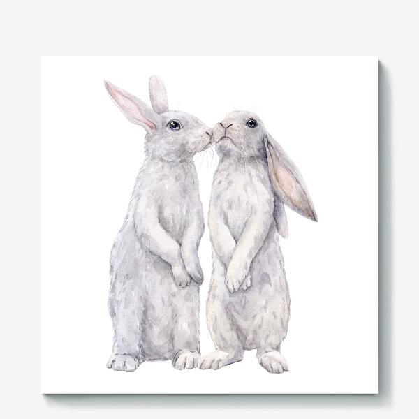 Холст «bunny»