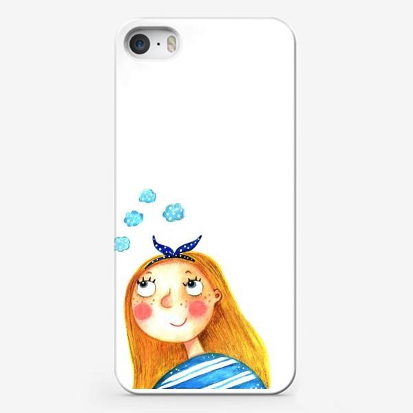 Чехол iPhone «Мечты»