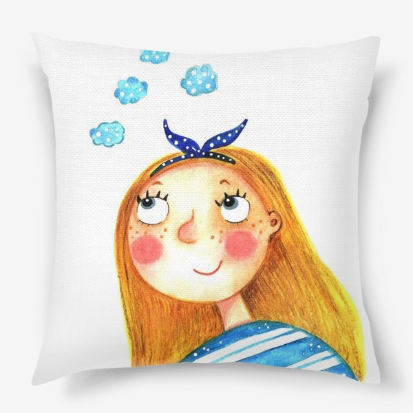 Подушка «Мечты»