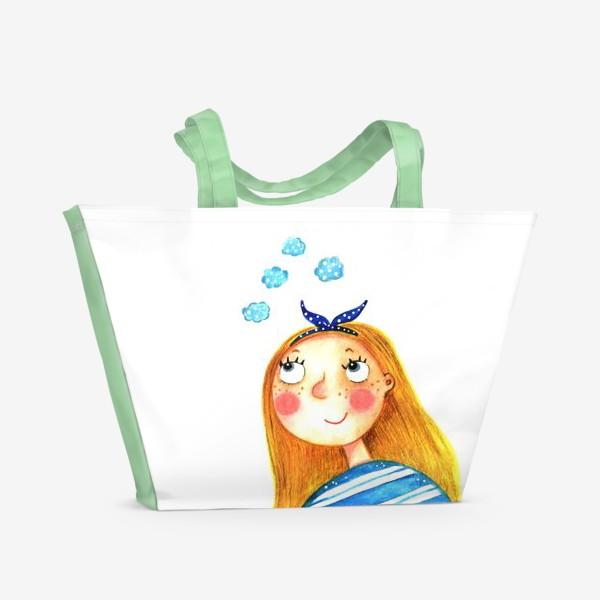 Пляжная сумка «Мечты»