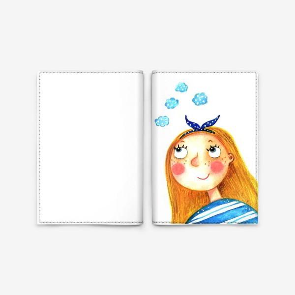 Обложка для паспорта «Мечты»