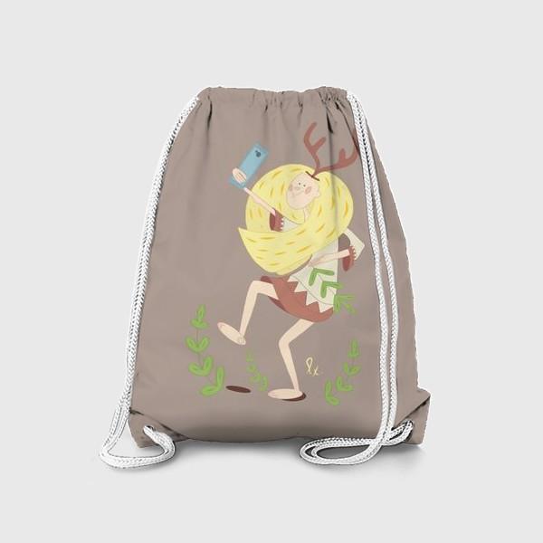 Рюкзак «Шаманка»