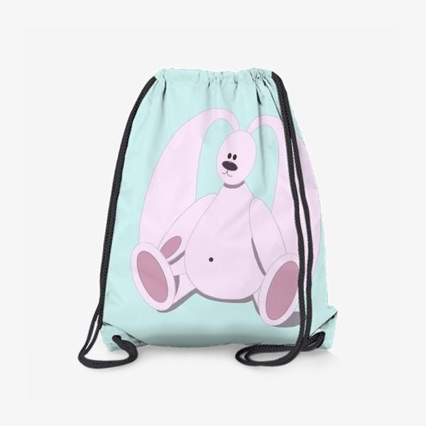 Рюкзак «Розовый зайчик»