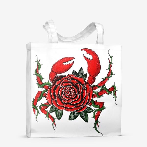 Сумка-шоппер «Подарки для раков»