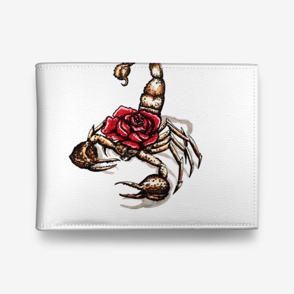 Кошелек «Подарок для скорпиона»