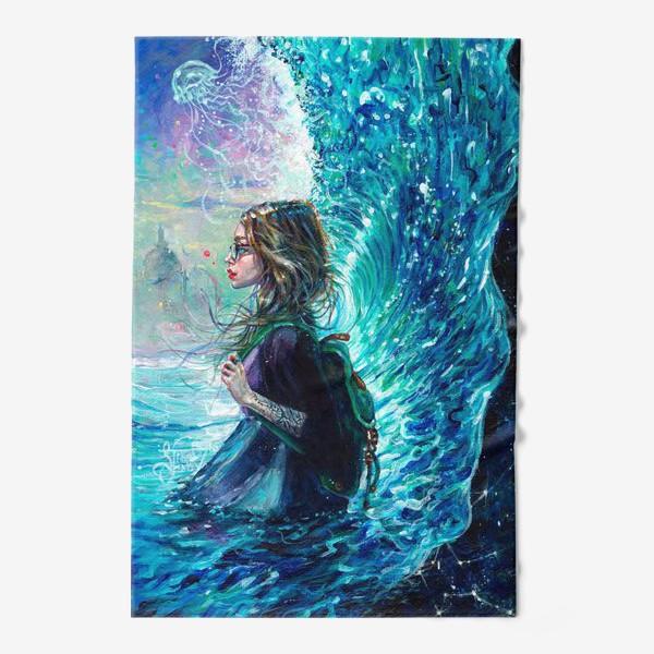 Полотенце «The Wave. Волна.»