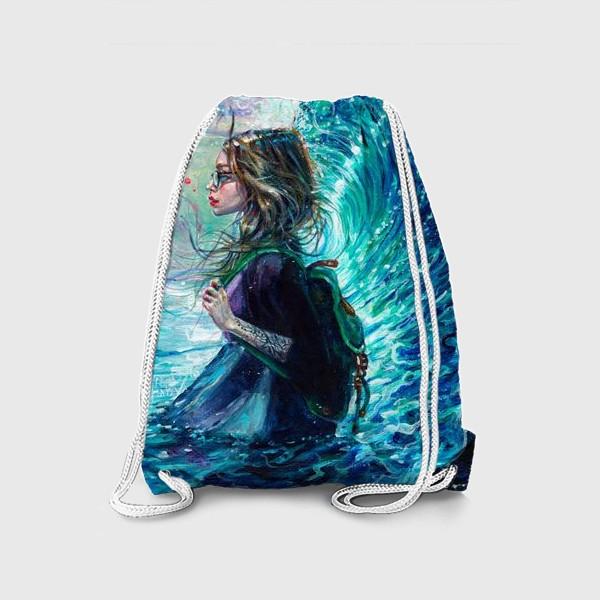 Рюкзак «The Wave. Волна.»