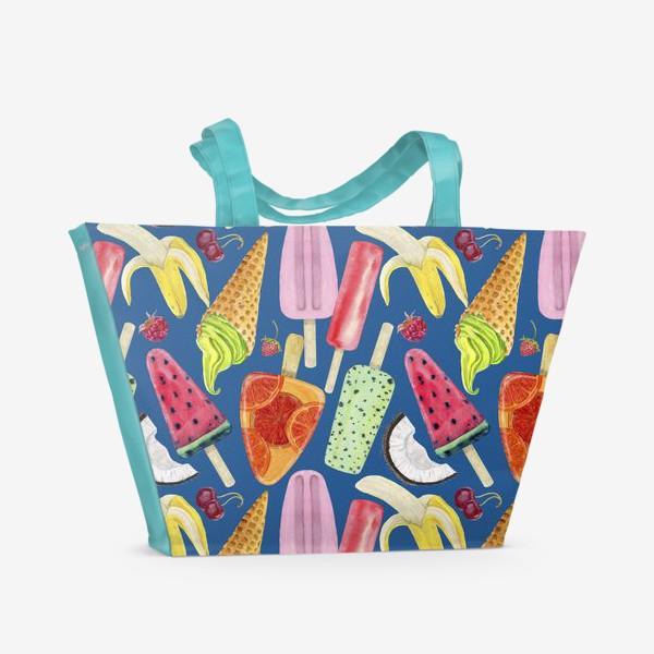 Пляжная сумка «Сочное лето»