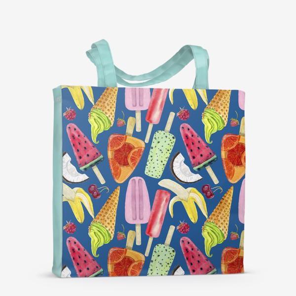 Сумка-шоппер «Сочное лето»