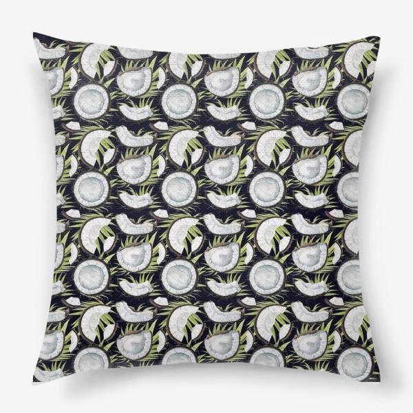 Подушка «кокосы»