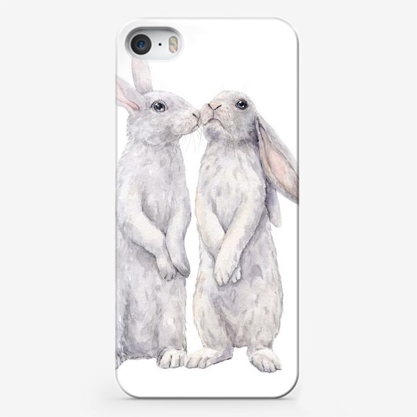Чехол iPhone «bunny»