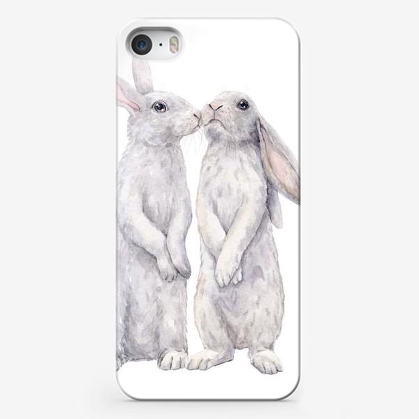 Чехол iPhone «bunny»