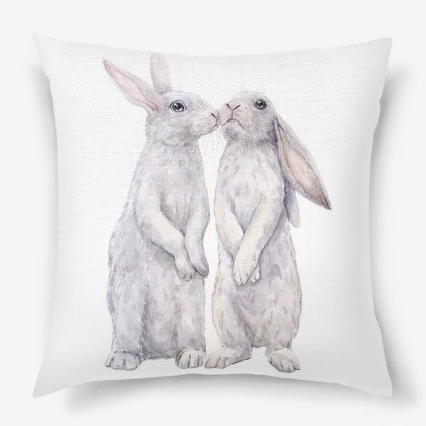 Подушка «bunny»