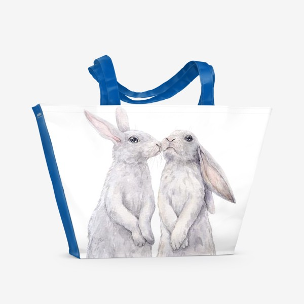 Пляжная сумка «bunny»