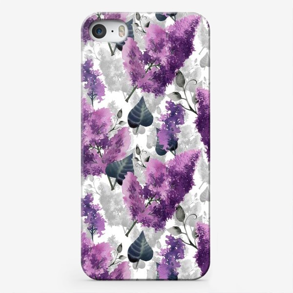 Чехол iPhone «Lilac»