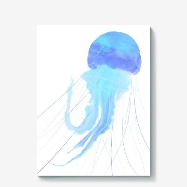 Холст «Медуза »