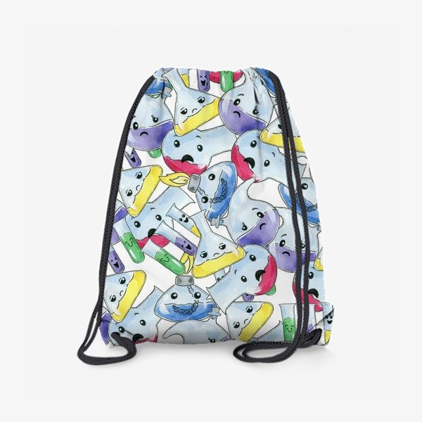 Рюкзак «Склянки химические»