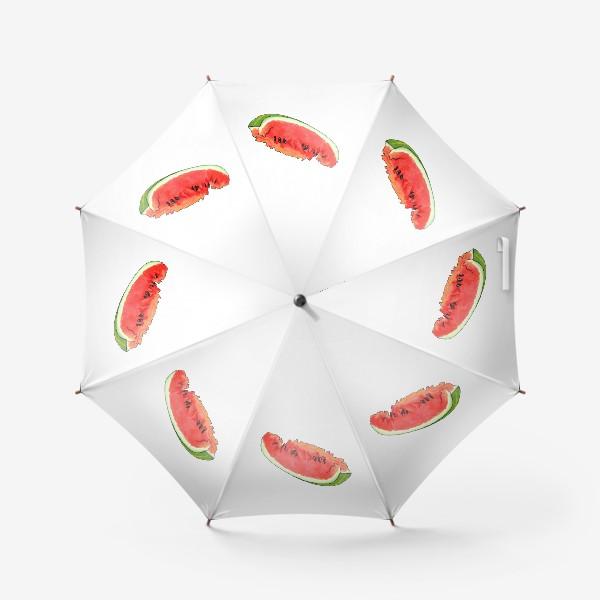 Зонт «Жизнерадостный арбуз»