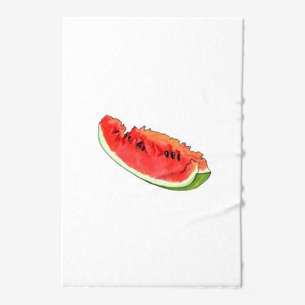 Полотенце «Жизнерадостный арбуз»