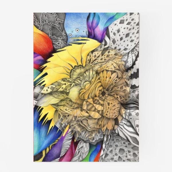 Постер «Узор, орнамент, абстракция»