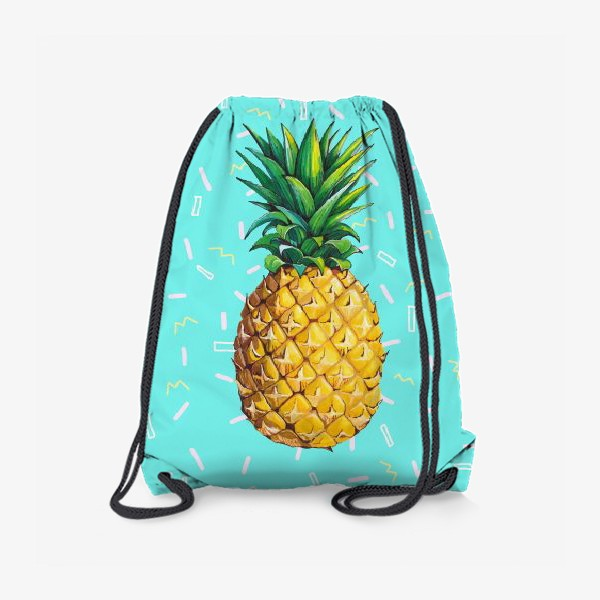 Рюкзак «Сочный ананас »