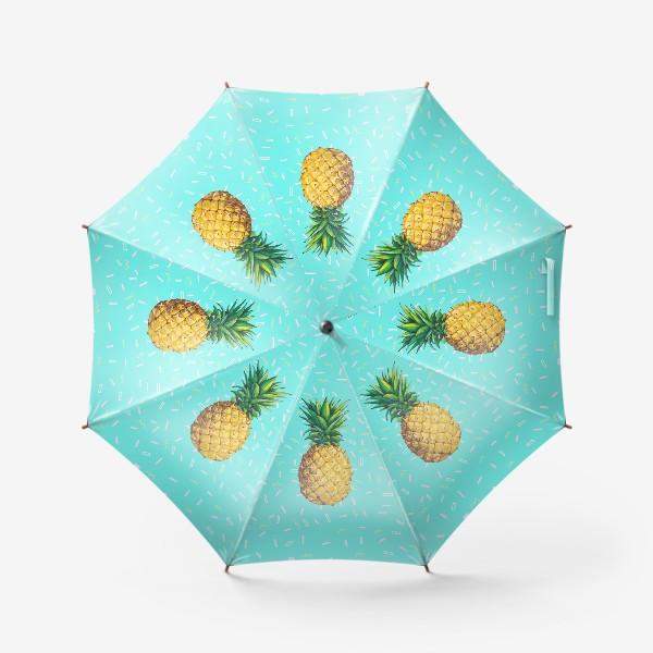 Зонт «Сочный ананас »