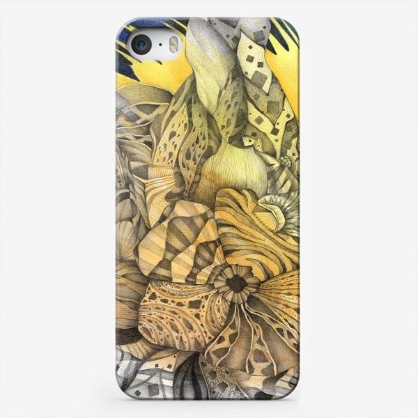 Чехол iPhone «Узор, орнамент, абстракция»