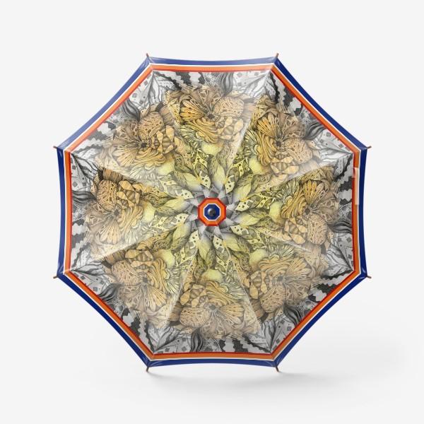 Зонт «Узор, орнамент, абстракция»
