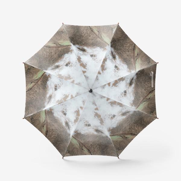 Зонт «Над облаками В горах»